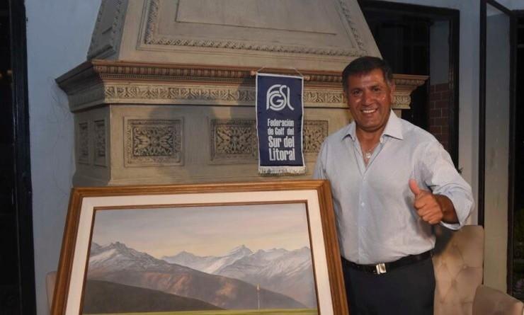 Entrega del Premio Federación  2020 a Ricardo González