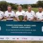 Campeón del Torneo Nacional Interclubs Senior 2021